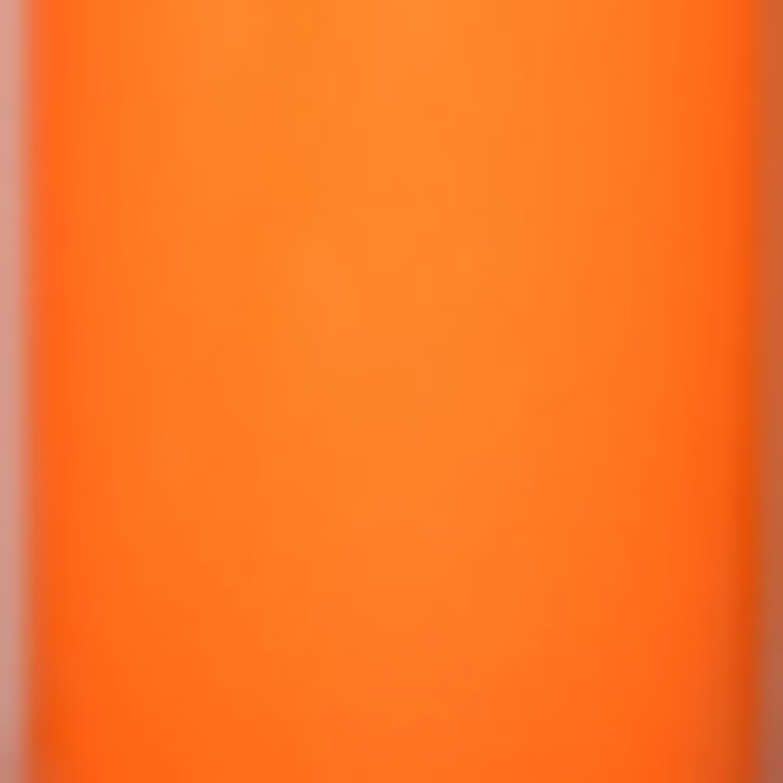 1585 Orange självhaftande vinylfolie plast