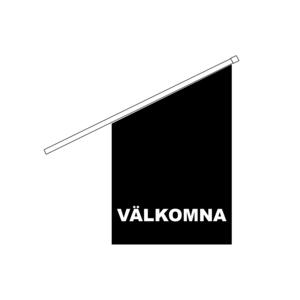Vanlig kioskflagga