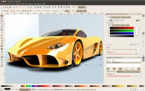 Designhjälp inkscape