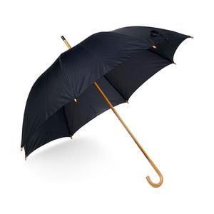 Paraply med eget tryck