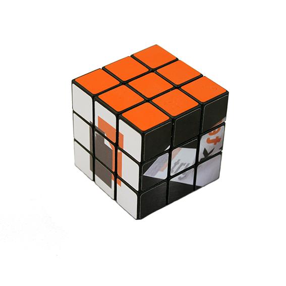 Rubikskub med eget tryck