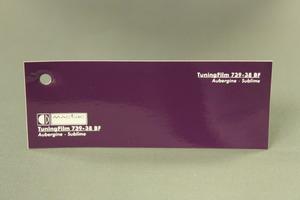 TuningFilm 739-38 BF Aubergine - Sublime
