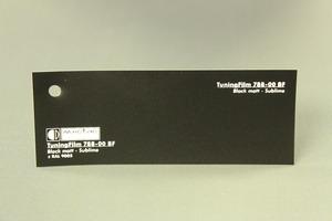 TuningFilm 788-00 BF Black matt - Sublime