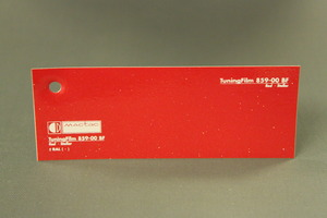 TuningFilm 859-00 Red - Stellar
