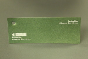 TuningFilm Iridescent Blue-Green