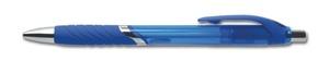Penna med eget tryck blå
