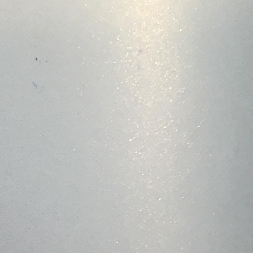 Frostad fönsterfolie självhaftande vinylfolie plast