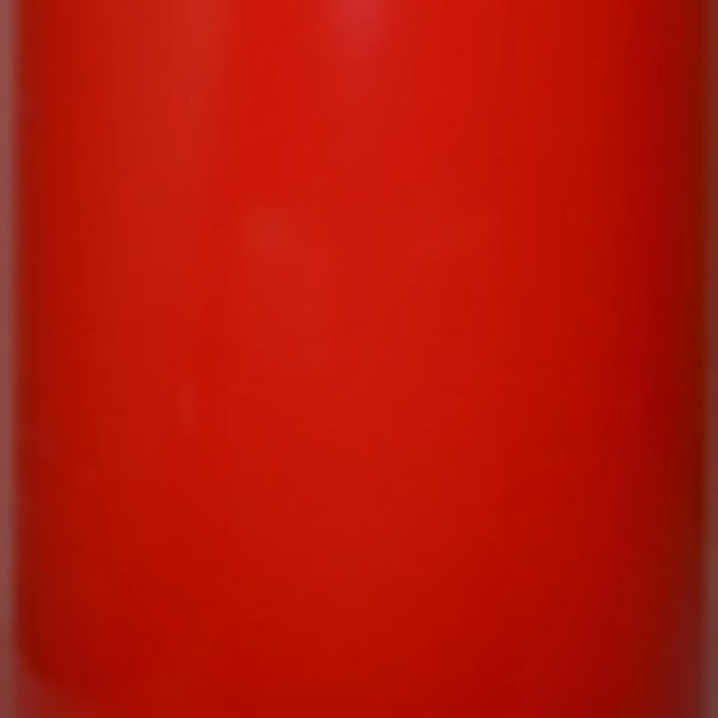 484 Röd självhaftande vinylfolie plast